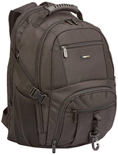 AmazonBasics Explorer Laptop Backpack Fits Up To 15-Inch Laptops