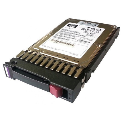 HPE 653957-001 600GB 10kRPM 2.5in SAS-6G Server HDD - Saudi Arabia