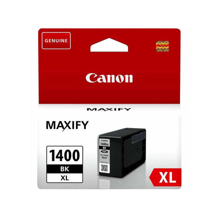 Canon 1400XL Black Inkjet Cartridge (1400XL BK) - Saudi Arabia