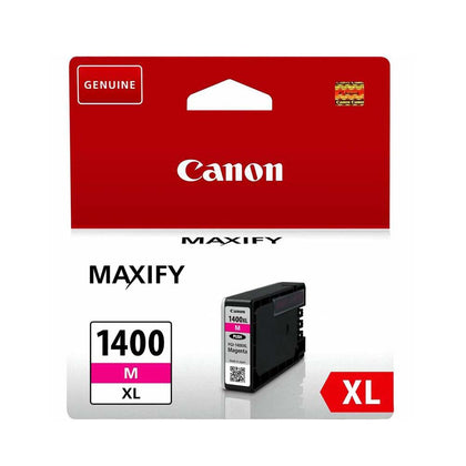 Canon 1400XL Magenta Inkjet Cartridge (1400XL M) - Saudi Arabia