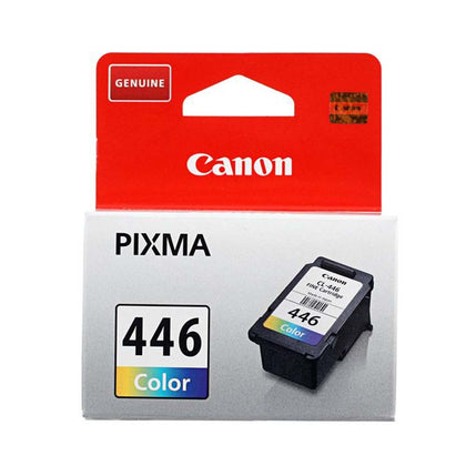 Canon Ink Cartridge CL-446 Color - Saudi Arabia