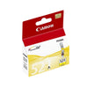 Canon Ink Cartridge, Yellow CLI-521Y
