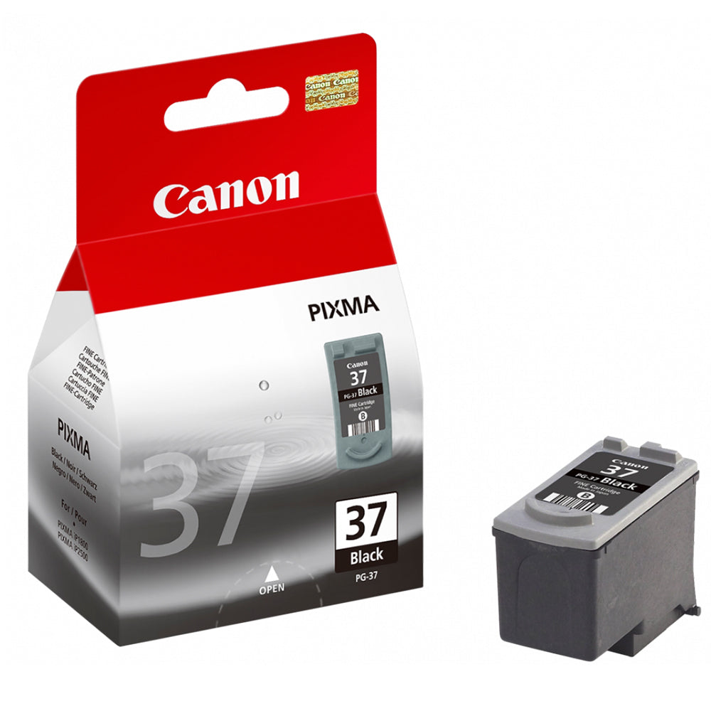 Canon PG 37 Black Ink jet Cartridge