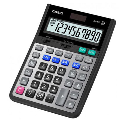Casio DS-1JT Heavy Duty Office Calculator - Saudi Arabia
