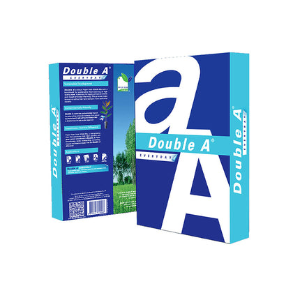 Double A Copy Paper A4 80GSM 1 Ream of 500 Sheets - Saudi Arabia