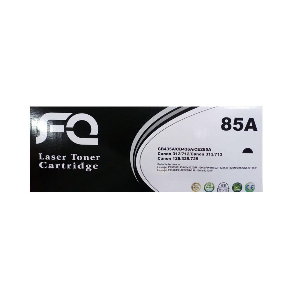 FQ-85A l C-725 Laser Toners Compatible with HP and Canon Printers