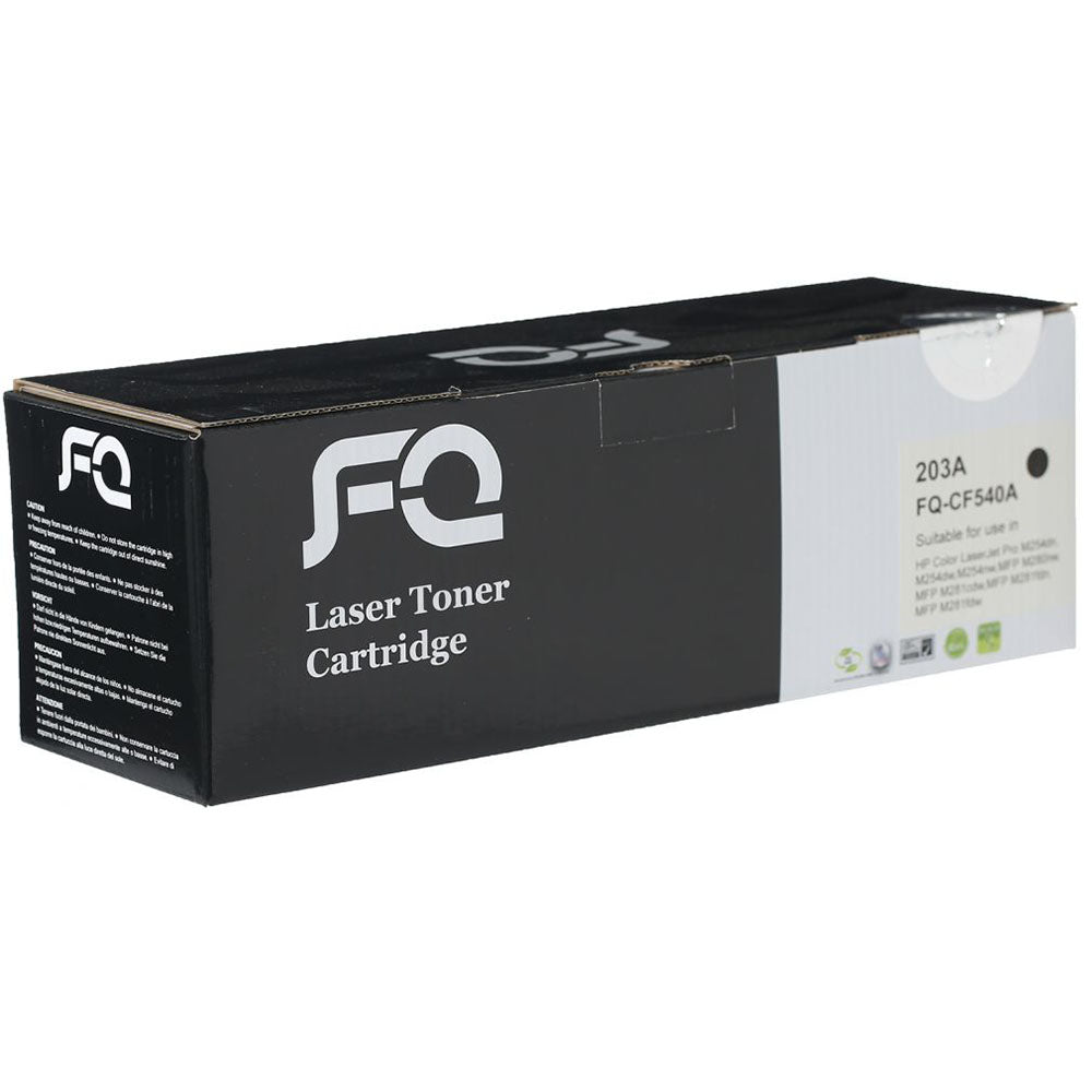 FQ 203A Compatible Laser Jet Toner Cartridge Black (CF540A)