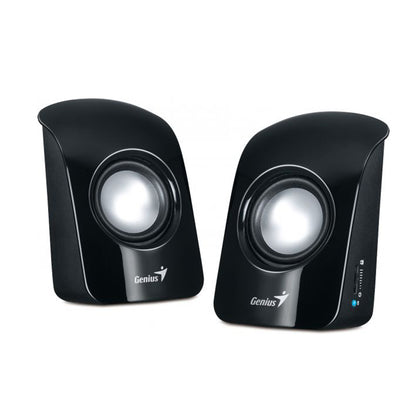 Genius SP-U115 Speaker (Black) - Saudi Arabia