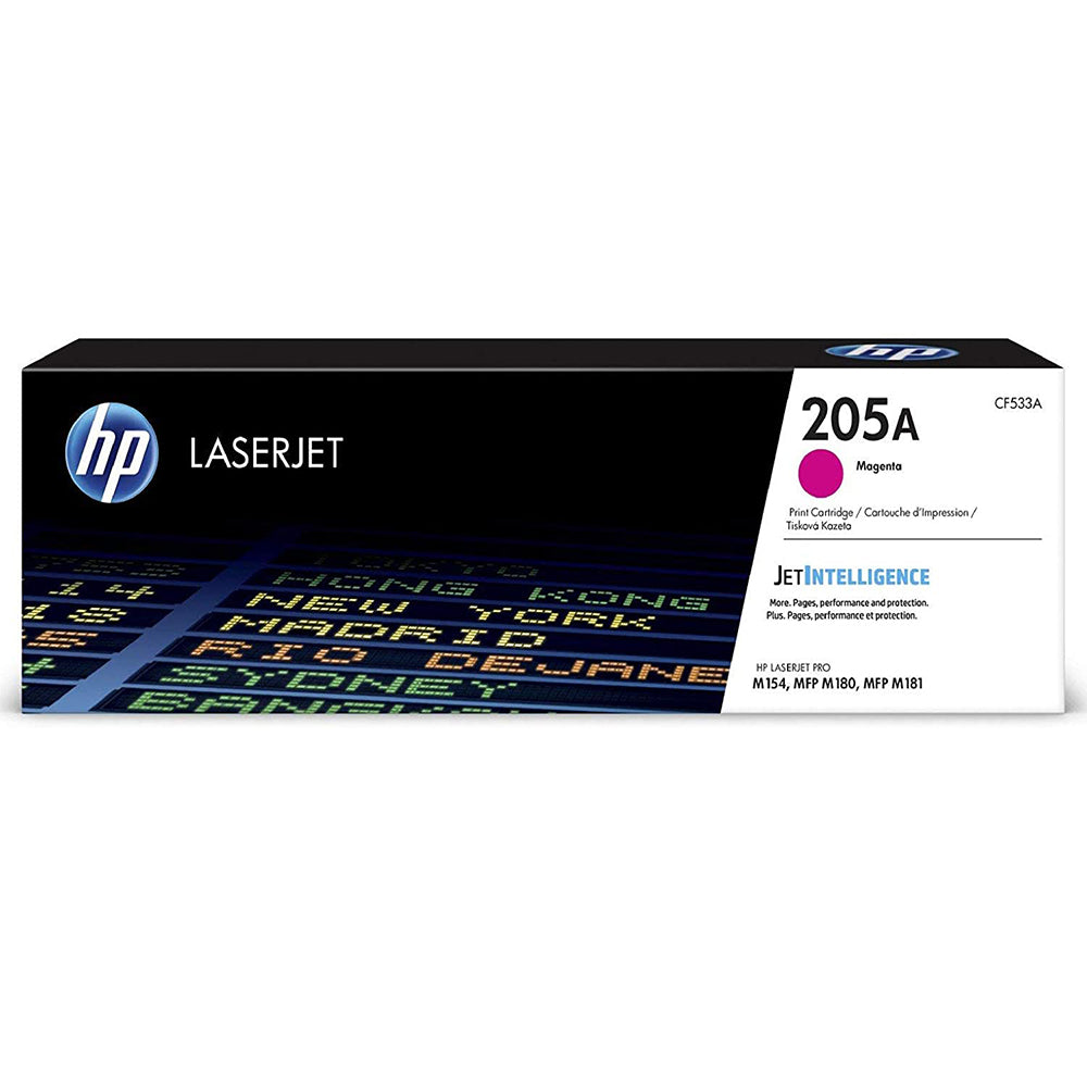 HP 205A Magenta Original LaserJet Toner Cartridge | CF533A
