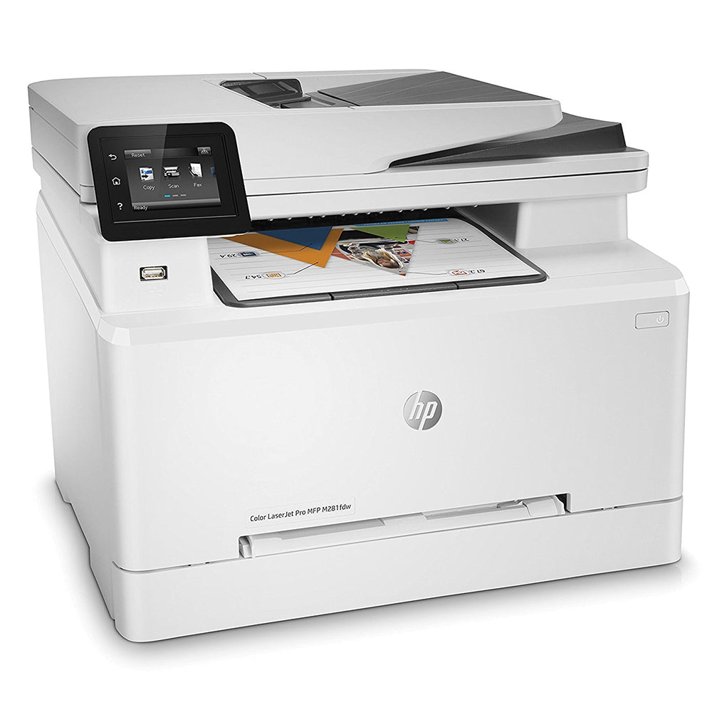 HP Color LaserJet Pro MFP M281fdw Wireless Laser Printer (T6B82A)