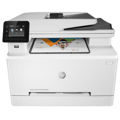 HP Color LaserJet Pro MFP M281fdw Wireless Laser Printer (T6B82A) - Saudi Arabia
