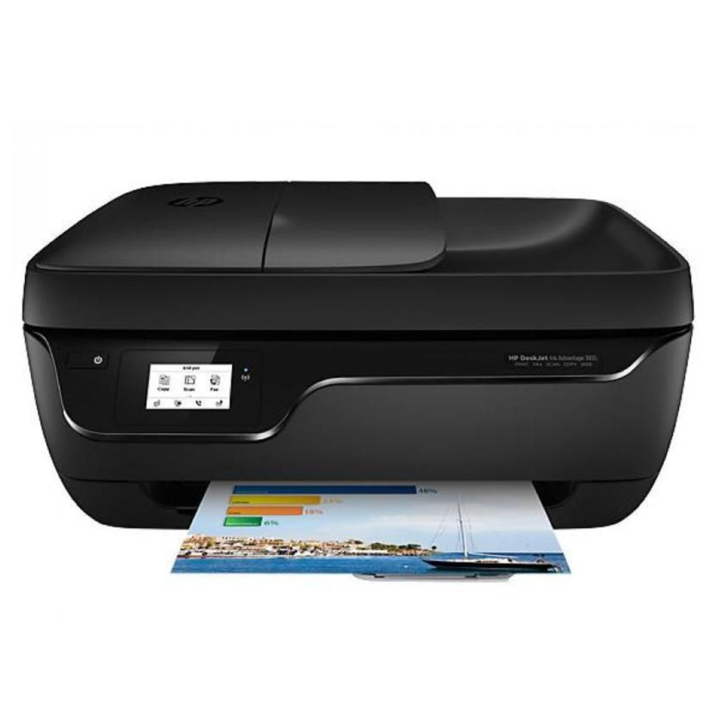 HP DeskJet Ink Advantage 3835 All-in-One Printer Black - F5R96C