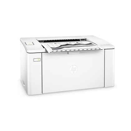 Hp Laser jet Pro M102w Wireless Printer, White - Saudi Arabia