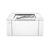 Hp Laser jet Pro M102w Wireless Printer, White