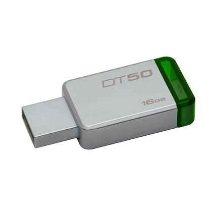 Kingston 16GB Data Traveler USB Flash drive - DT50 - Saudi Arabia