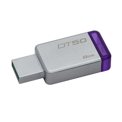 Kingston 8GB Data Traveler USB Flash drive - DT50 - Saudi Arabia