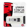 Kingston DataTraveler Swivl 128GB USB 3.0 Flash Drive (DTSWIVL/128GBIN)