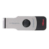 Kingston DataTraveler Swivl 16GB USB 3.0 Flash Drive (DTSWIVL/16GBIN)