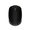 Logitech Wireless Mouse M171 - Black