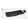 Microsoft Wireless Comfort Desktop 5050 USB Eng/Arabic (PP4-00018)