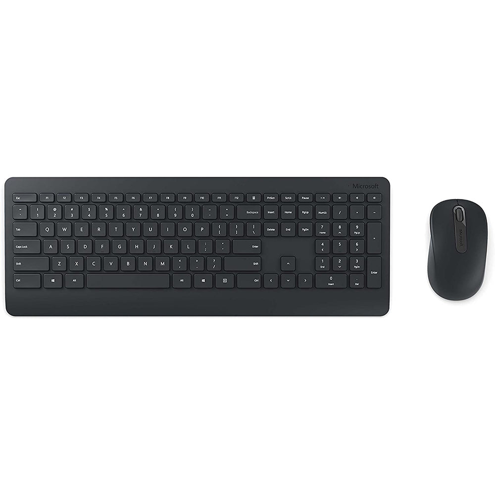 Microsoft Wireless Desktop 900 Keyboard and Mouse (PT3-00018) - Black
