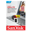 SanDisk Ultra Fit 32GB USB 3.1 Flash Drive 130MB/s -SDCZ430-032G-G46