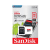 SanDisk Ultra 16GB MicroSDXC UHS-I Card with Adapter 98MB/S