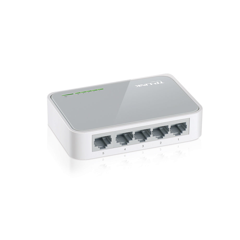 TP-Link 5-Port 10/100Mbps Desktop Switch TL-SF1005D