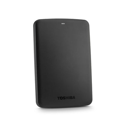 Toshiba 500GB Canvio Basics Portable USB3.0 Hard Drive Black -HDTB305EK3AA - Saudi Arabia