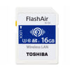 Toshiba FlashAir W-04 16GB SDXC - THN-NW04W0160E6