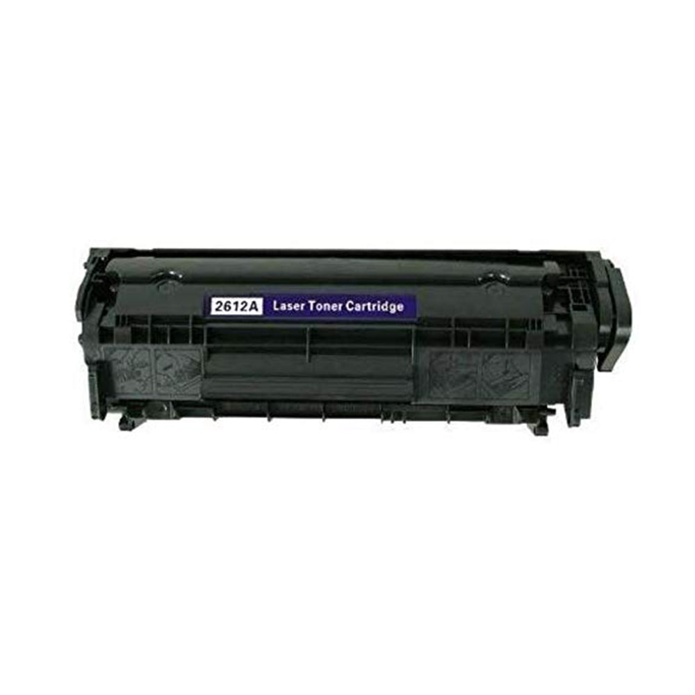 UPC 12A Black Compatible Laser Toner Cartridge