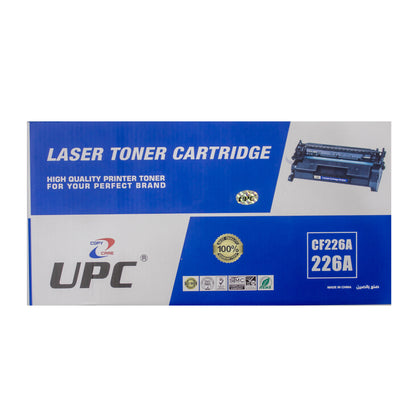 UPC 26A Black Laser Toner Cartridge (CF226A) - Saudi Arabia