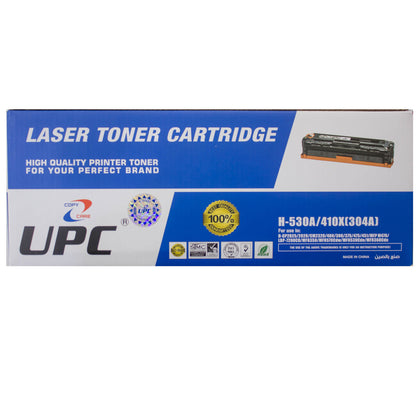 UPC 304A / 305A Laser Toner Cartridge Black (CC530A / CE410X) Compatible with HP Laser Printers - Saudi Arabia