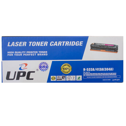 UPC 304A / 305A Laser Toner Cartridge Magenta (CC533A / CE413A) Compatible with HP Laser Printers - Saudi Arabia