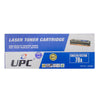UPC 78A l 728 Black Laser Toner Cartridge  (CE278A l CRG728)
