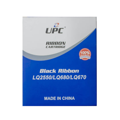 UPC LQ 670 680 2500 2550 Compatible Ribbon works with Epson Laser Printers - Saudi Arabia