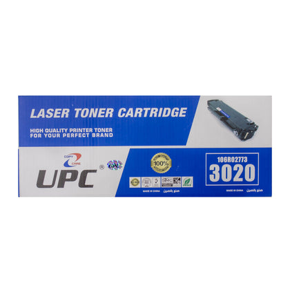 UPC 3020 l 3025 Compatible Toner Laser Black for Xerox Printers Phaser 3020 l Work Centre 3025 - Saudi Arabia