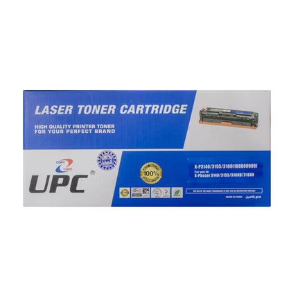 UPC 3140 l 3155 l 3160 Compatible Toner Laser Black for Xerox Phaser-108R00909 - Saudi Arabia