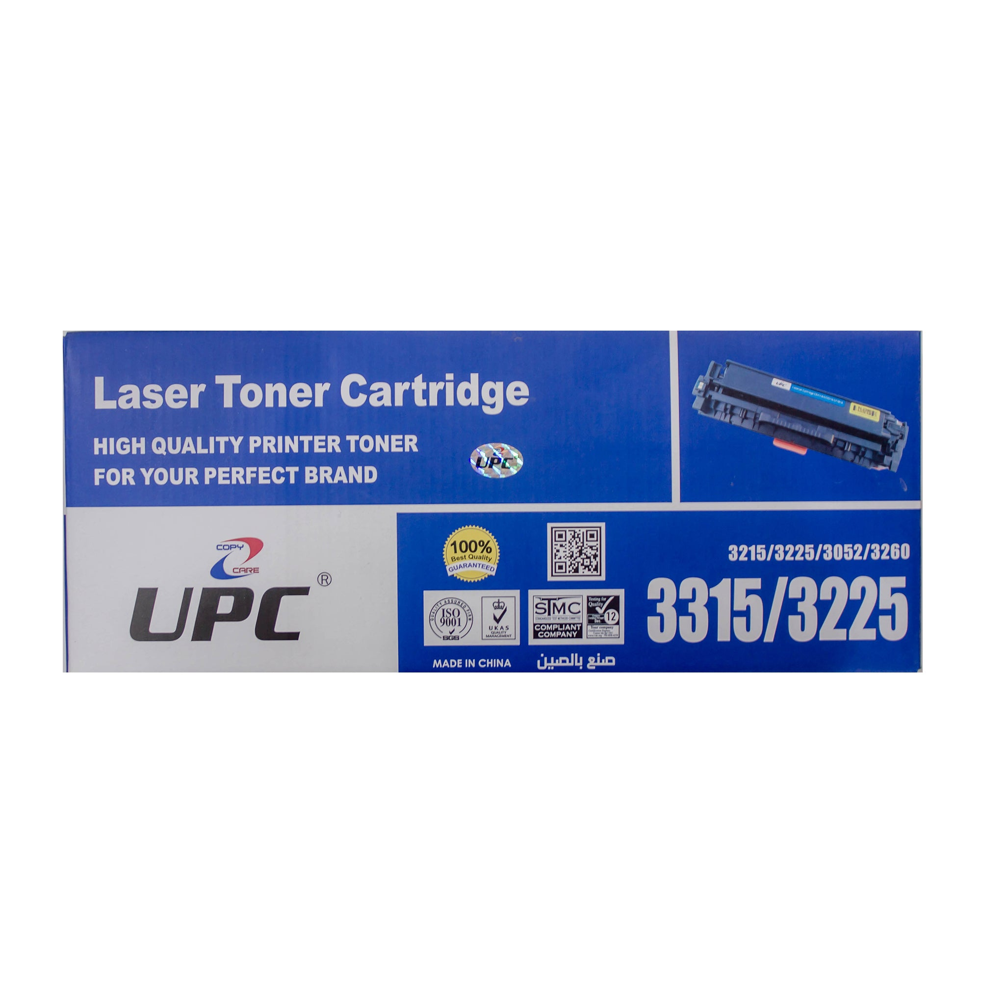 UPC 3315 l 3225 Compatible Toner Laser Black for Xerox Printers Phaser 3215 l Work Centre 3225