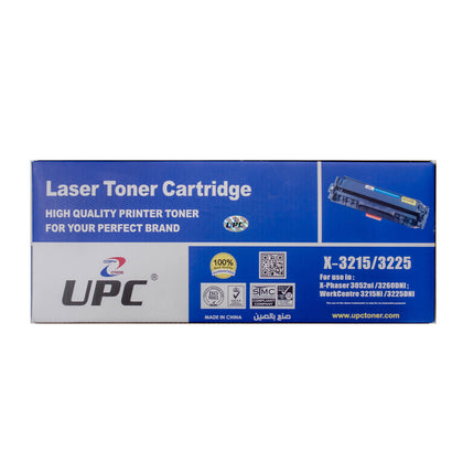 UPC 3315 l 3225 Compatible Toner Laser Black for Xerox Printers Phaser 3215 l Work Centre 3225 - Saudi Arabia