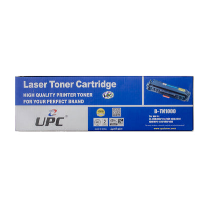 UPC TN1000 Black Laser Toner Compatible with Brother Laser Printers - Saudi Arabia