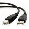 USB 2.0 High Speed Cable Printer 3 Meters Black