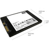 WD Blue 500GB 3D NAND SATA Internal SSD - WDBNCE5000PNC