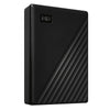 WD 5TB My Passport USB 3.0 External HDD Black - WDBPKJ0050BBK