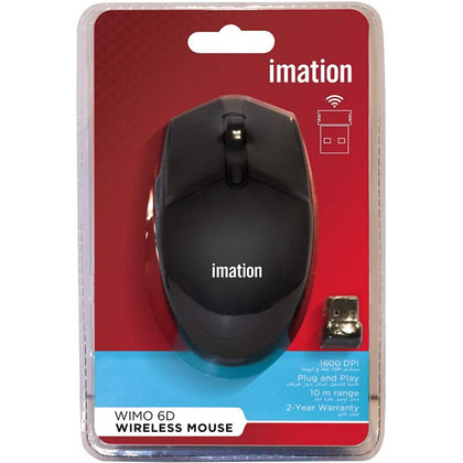 Imation Wireless Mouse - WIMO 6D - Saudi Arabia