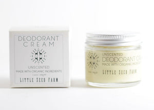 Unscented Deodorant Cream