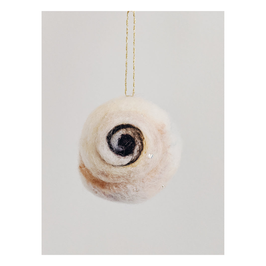 Thirdlee Needle Felted Ornaments