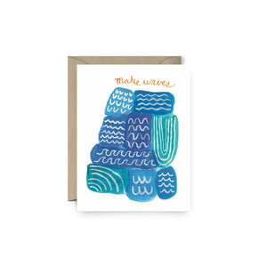 Make Waves Card