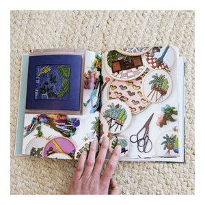 Embroidered Life: The Art of Sarah K Benning