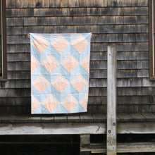Load image into Gallery viewer, Ice Cream Cone Baby Quilt